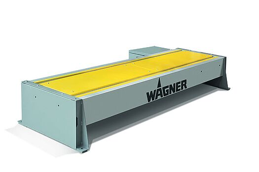 Stable sliding table