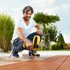 W590 wooden deck