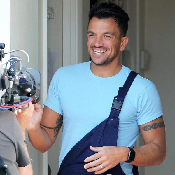 60 minute makeover with Peter Andre