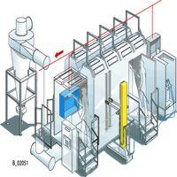 SuperTech plastic booths
