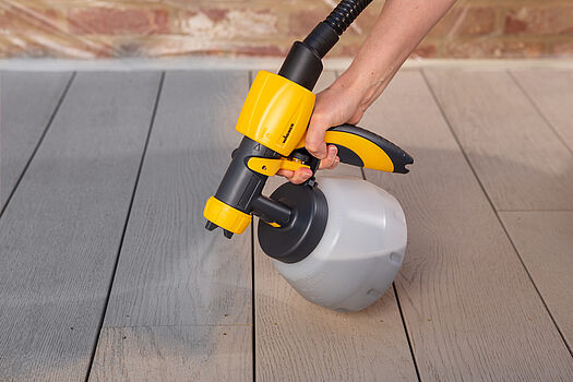 Perfect for fences, sheds, decking or garden furniture