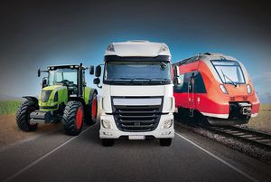 Agriculture, Construction, Earthmoving & Transportation