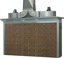 Spray booth Type 90W