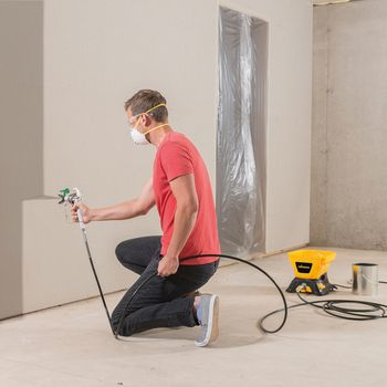 The perfect gateway to WAGNER's world of airless paint spraying