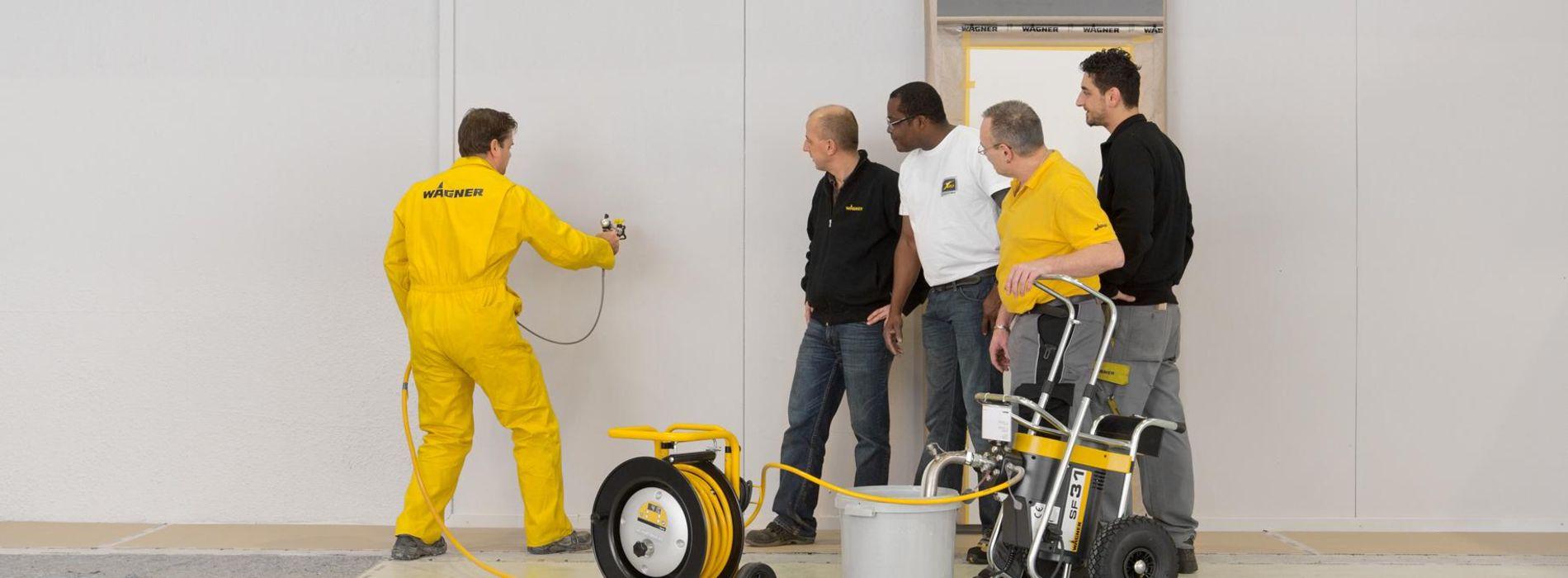 Contractor trainings