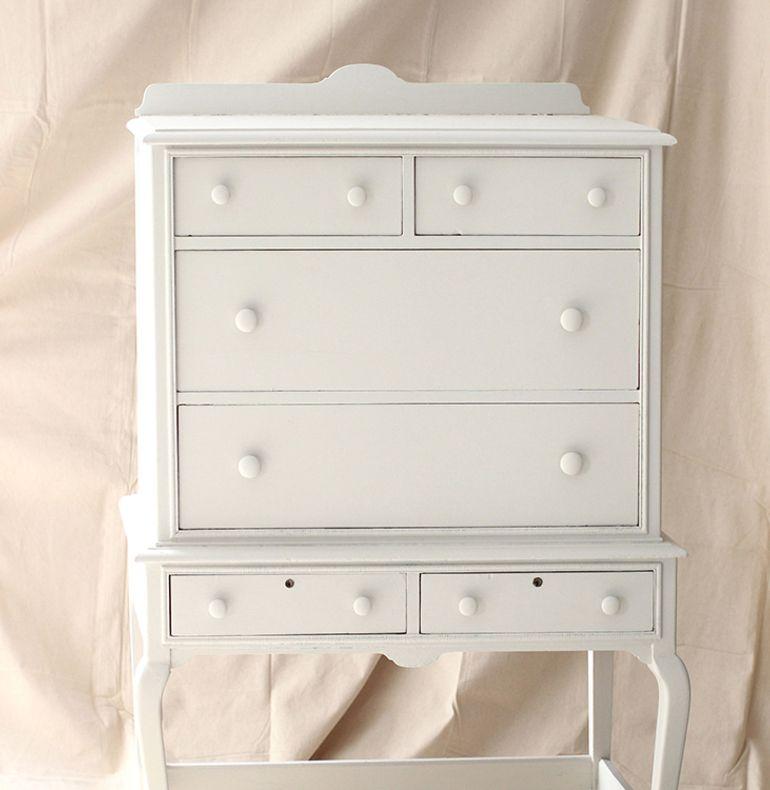 Auswahl und Vorbereitung des Möbelstücks