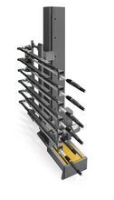 Vertical moving system VU 3