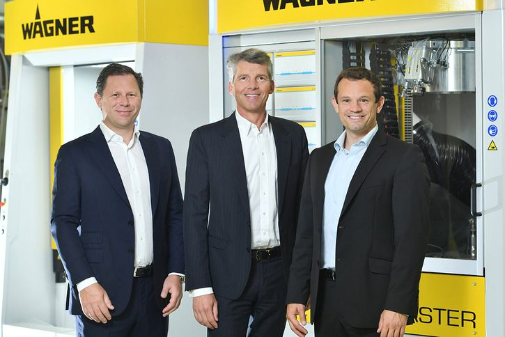 The WAGNER Group Board of Management