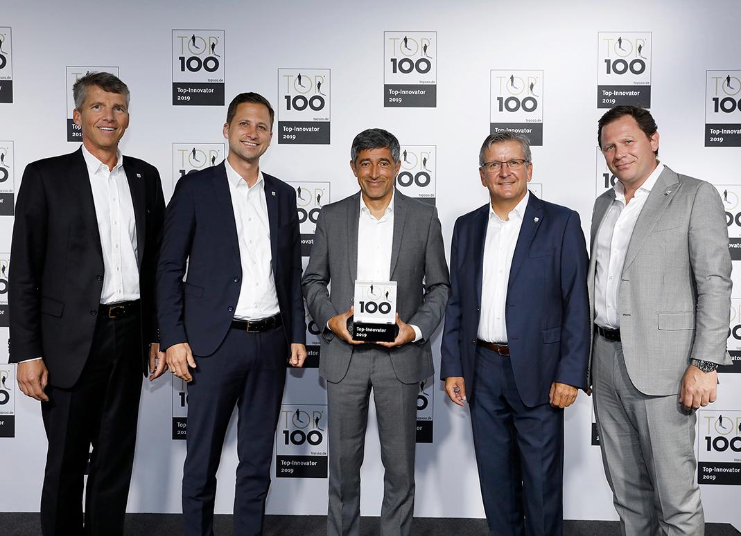 WAGNER TOP 100 Preisverleihung | Foto: KD Busch / compamedia