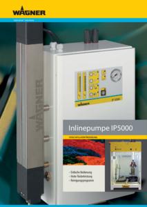 Broschüre IP5000 Pulverpumpe GER