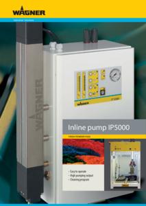 Broschüre IP5000 Pulverpumpe AME