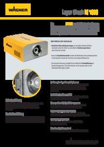 Produktdatenblatt Layer Check LC 1000