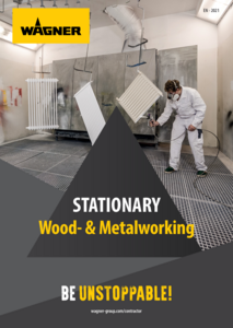 Brochure Stationary Wood-& Metalworking