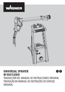 Manual de instrucciones W 950 FLEXiO