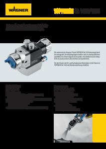 Produktdatenblatt TOPFINISH GA 1020/1030