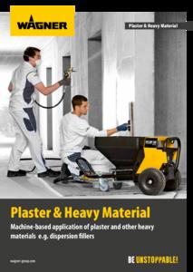 Brochure Plaster & Heavy Material