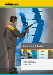 Brochure Pistolets Corona & Tribo