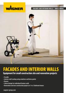 Brochure Facades and interior walls