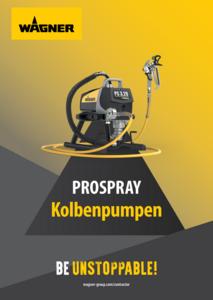 Broschüre ProSpray Familie