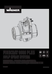 Manual de instrucciones FineCoat 9900 Plus