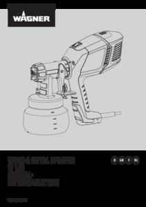 Betriebsanleitung Wood&Metal Sprayer W 150