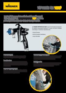Produktdatenblatt TOPFINISH GM 1030P