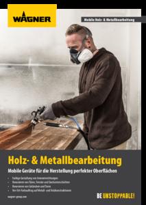 Broschüre Holz- und Metallbearbeitung