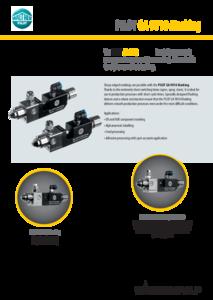 Ficha del producto PILOT GA 9010 Marking