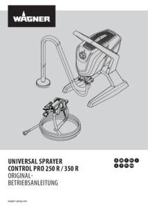 Betriebsanleitung Control Pro 250R/350R