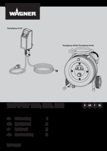 Manual TempSpray H126 H226 H326