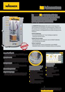 Produktdatenblatt|PXE (GER)