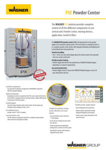 Ficha del producto PXE