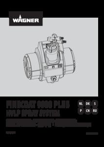 Gebruikshandleiding FineCoat 9900 Plus